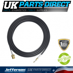 Jefferson Tools 20m Sewer Cleaning Hose Kit
