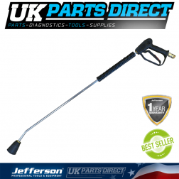 "Jefferson Tools 36"" High Pressure 1 Piece Lance Gun"