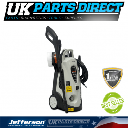 Jefferson Tools 120 Bar Electric Pressure Washer
