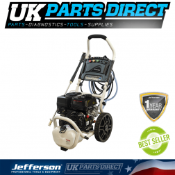 Jefferson Tools 6.5HP Petrol Washer