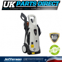 Jefferson Tools 150 Bar Electric Pressure Washer