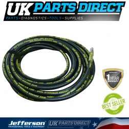 Jefferson Tools 10m Heavy Duty Hydraulic Lance Hose
