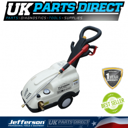 Jefferson Tools Tundra Industrial Cold Wash Pressure Washer