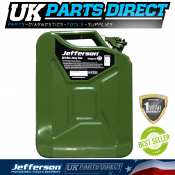 Jefferson Tools 20 Litre Jerry Can