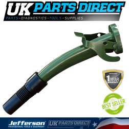 Jefferson Tools Jerry Can Fuel Spout