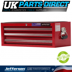 Jefferson Tools 3 Drawer Middle Box
