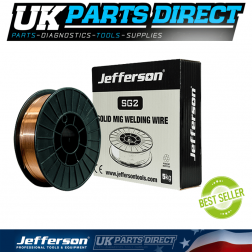 Jefferson Tools 0.8mm 5kg MIG Welding Wire