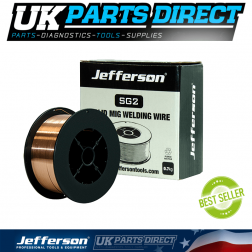 Jefferson Tools 0.6mm 0.7kg MIG Welding Wire