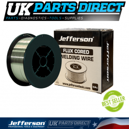 Jefferson Tools 0.9mm Flux Cored Welding Wire - 0.9kg
