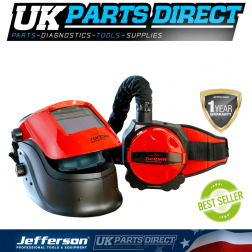 Jefferson Tools Tundra Air Fed Welding Helmet Kit