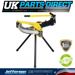 Jefferson Tools Tundra 13 Tonne Hydraulic Pipe Bender