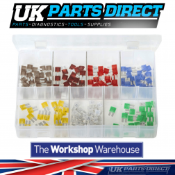 LITTELFUSE MICRO2 Blade Fuses - 175 Pieces - Assorted Box