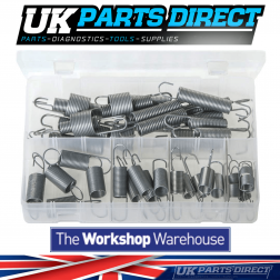 Accelerator & Clutch Springs - 40 Pieces - Assorted Box
