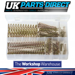 Compression Springs - 70 Pieces - Assorted Box
