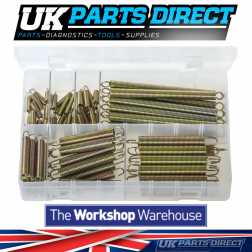 Expansion Springs - 70 Pieces - Assorted Box
