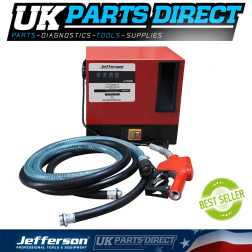 Jefferson Tools Fuel Transfer Pump 230V