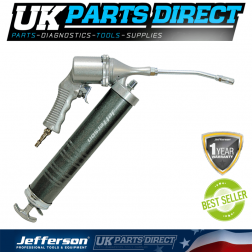 Jefferson Tools Continuous Flow Air Grease Gun