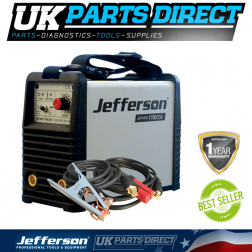 Jefferson Tools 170 Amp ARC Welder (Dual Voltage)