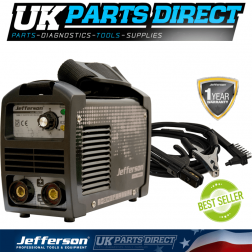 Jefferson Tools 140 Amp Mini ARC Welder (230V)
