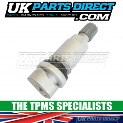Kia Cee'd Sports Wagen Tyre Valve Repair Stem (07-12) - For VDO Clamp-In TG1B