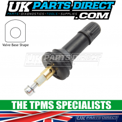 Ssangyong Actyon Tyre Valve Repair Stem (14-24) - For Schrader Snap-In Valve