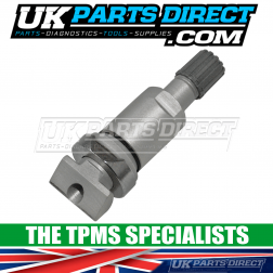 Kia Pro Cee'd Tyre Valve Repair Stem (08-18) - For VDO TG1C Clamp-In