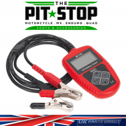 Motorcycle Digital Battery Tester 12V