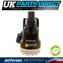 Jefferson Industrial 450W Automatic Submersible Water Pump For Pond / Pool / Flood - JEFSUBPIDW260-11