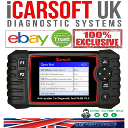 iCarsoft VAWS V3.0 for SEAT - 2021 FULL System Diagnostic Scan Tool - The OFFICIAL iCarsoft UK Outlet