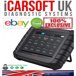iCarsoft CR MAX - 2021 FULL System ALL Makes Diagnostic Tool - The OFFICIAL iCarsoft UK Outlet