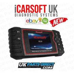 iCarsoft VAWS V2.0 - Audi Professional Diagnostic Scan Tool - iCARSOFT UK