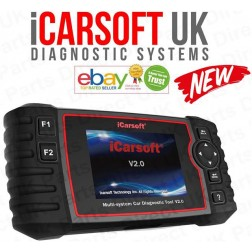iCarsoft VOL V2.0 - Volvo  Professional Diagnostic Scan Tool - iCARSOFT UK