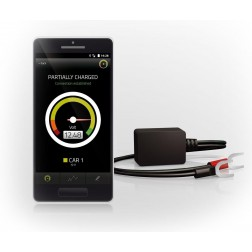 Smart Vehicle Battery Monitor using your Smart Phone or Tablet - Battery Guard