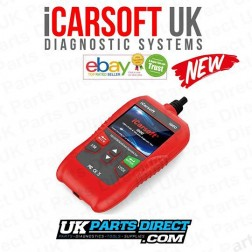 iCarsoft i800 - Engine OBDII Diagnostic Scan Tool - iCARSOFT UK