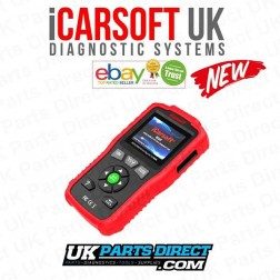 iCarsoft i820 - Engine OBDII Diagnostic Scan Tool - iCARSOFT UK