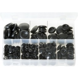 Assorted Box of Grommets - Blanking - 220 Pieces