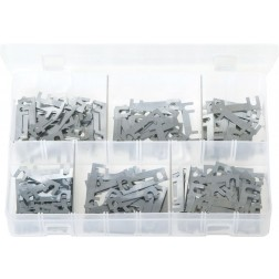 Assorted Box of Strip Fuses - 300 Pieces