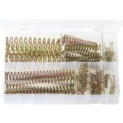Assorted Box of Compression Springs - 70 Pieces