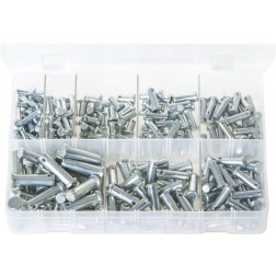 Assorted Box of Clevis Pins - 200 Pieces