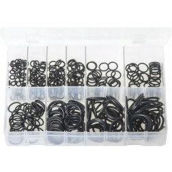 Assorted Box of O-Rings - Imperial - 325 Pieces