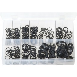 Assorted Box of O-Rings - Metric - 325 Pieces