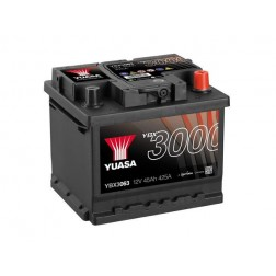 Yuasa High Performance 063 Car Battery - YBX3063 - 3 YEAR GUARANTEE