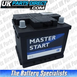 Masterstart Performance 063 Car Battery - 2 YEAR GUARANTEE