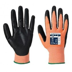 A643 Large Amber Gloves
