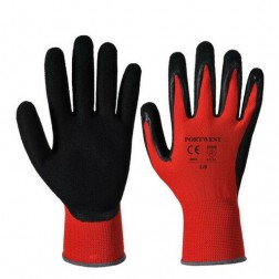 A641 Large Red Gloves