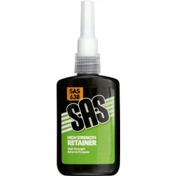 S.A.S High Strength Retainer 50ml