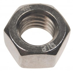 M10 Hex Nut A2