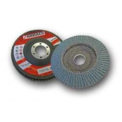 Abracs 115mm Flap Discs Qty.5