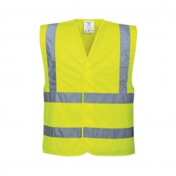 High Vis Band And Brace Vest XXL