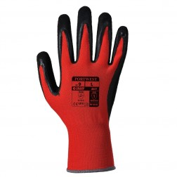 Red Cut Resistant Gloves Large